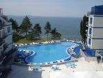 Бассейн отеля Blue Bay Palace Поморие