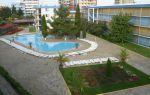Отель AZURRO 3 Солнечный берег Болгария-1-415412 700x440