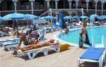 Отель RIU HELIOS BAY 4 Обзор Болгария Вид бассейна Helios Bei pool2-5-427450 700x440